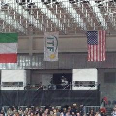 Photo taken at 105 Stadium by Mimma M. on 2/10/2013