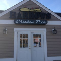 Photo taken at Harrows Chicken Pies by Sarah J. on 1/1/2014