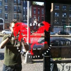 Photo taken at Café 474 by Beau L. on 10/14/2012