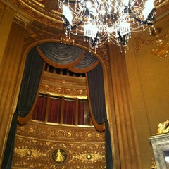 Photo taken at Beacon Theatre by Rachel on 2/21/2013