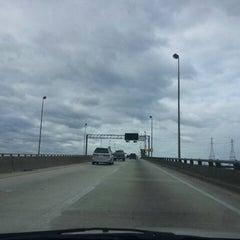 Photo taken at High Rise Bridge by Damien S. on 12/21/2012