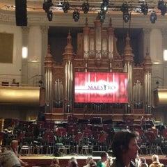 Photo taken at Philharmonie by Kirsten on 11/24/2012