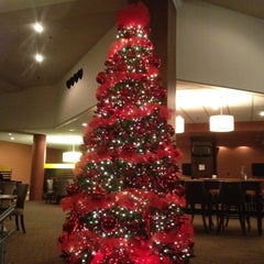 Photo taken at Sheraton Charlotte Airport Hotel by Egor on 12/29/2012