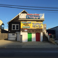 Photo taken at MTV Jersey Shore House by Jackie H. on 1/2/2015