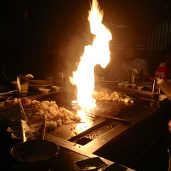 Photo taken at Fuji Japanese Steakhouse by David on 1/28/2013