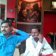 Photo taken at KFC by arjun a. on 9/26/2012