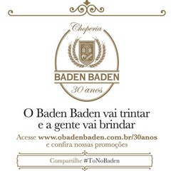 Photo taken at Baden Baden by Baden Baden on 2/13/2015