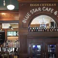 Photo taken at Blue Star Cafe & Pub by Blue Star Cafe & Pub on 11/19/2014