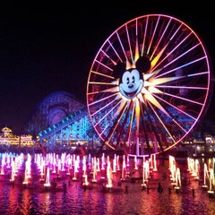 Photo taken at Disney California Adventure by Ginny H. on 3/26/2013
