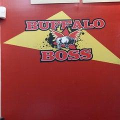 Photo taken at Buffalo Boss by Dennis L. on 5/7/2014