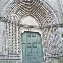 Photo taken at Chiesa di San Fortunato by Sasa on 1/3/2014