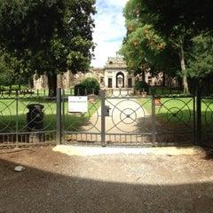 Photo taken at Villa Visconti Borromeo Litta by Al M. on 4/29/2014