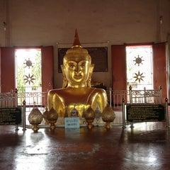 Photo taken at วัดพระทอง (หลวงพ่อพระผุด) (Wat Phra Thong) by Muay S. on 12/2/2012