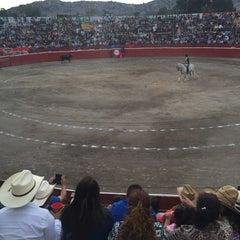 Photo taken at San Pedro Xalostoc by Caro H. on 2/28/2016
