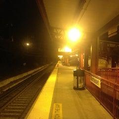 Photo taken at LIRR - Manhasset Station by Michael P. on 12/25/2012