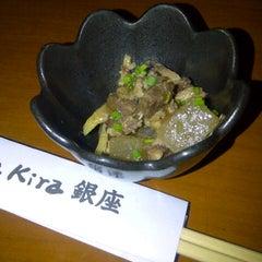 Photo taken at Kira Kira Ginza by dindindince on 5/11/2013
