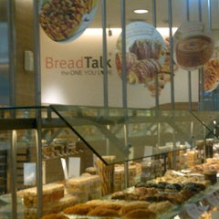 Photo taken at BreadTalk by dindindince on 8/24/2013