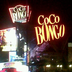 Photo taken at Coco Bongo by Marco G. on 1/19/2013