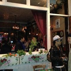 Photo taken at Frank Restaurant by ishii k. on 10/21/2012