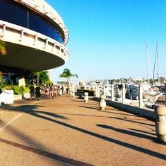 Photo taken at San Diego Marriott Marquis & Marina by Anna N. on 7/14/2013