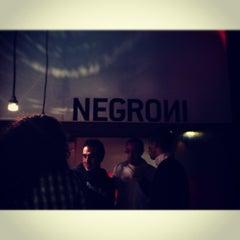 Photo taken at Negroni by Jorge on 3/28/2013