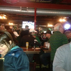 Photo taken at Llywelyn's Pub by Bob C. on 3/16/2013