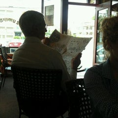 Photo taken at Zummo's Cafe by Bob on 5/23/2011