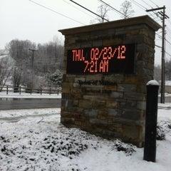 Photo taken at Milton River Park by Dan S. on 2/23/2012