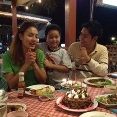 Photo taken at Mac Resort by Bundit T. on 2/22/2012
