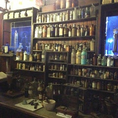 Photo taken at New Orleans Pharmacy Museum by Dens on 12/1/2012