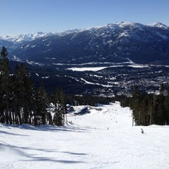 Photo taken at Whistler Blackcomb Mountains by Andrew W. on 3/26/2012
