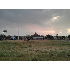Photo taken at Alun Alun Tegal by M Hanif A. on 6/6/2015