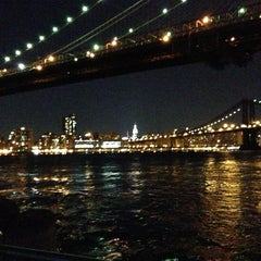 Photo taken at Brooklyn Bridge Park by Kevin R. on 1/27/2013