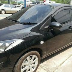 Photo taken at Mazda Dream Car Center by nuwan z. on 10/13/2012
