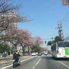 Photo taken at Avenida Ermano Marchetti by Robert B. on 10/10/2012