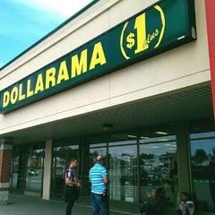 Photo taken at Dollarama Shawinigan by Mario A. on 6/28/2014