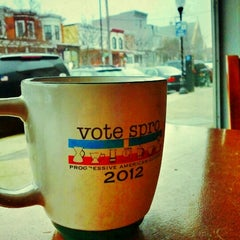 Photo taken at 'Spro Coffee of Hampden by Scott K. on 1/13/2013