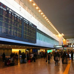 Photo taken at 成田国際空港 (Narita International Airport) (NRT) by Daniel S. on 12/19/2012