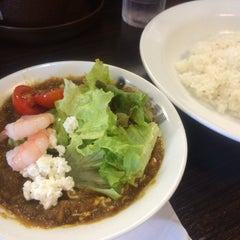 Photo taken at カレーハウス CoCo壱番屋 港区青山1丁目店 by fuk a. on 8/7/2014