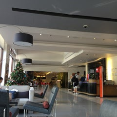 Photo taken at Ibis Hotel Nana by Patzy I. on 12/14/2012