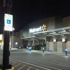 Photo taken at Walmart Supercenter by Pamela D. on 12/5/2012
