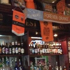Photo taken at Molly's Pub by Caroline B. on 3/22/2013