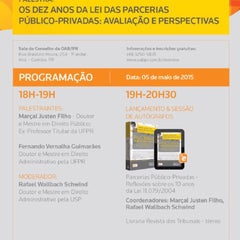 Photo taken at Ordem dos Advogados do Brasil (OAB/PR) by Érica M. on 5/5/2015