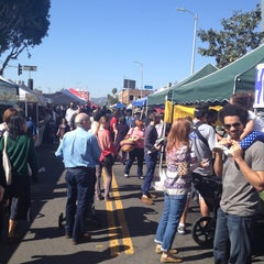 Photo taken at Hollywood Farmer's Market by Veronica B. on 2/17/2013