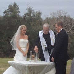 Photo taken at The Hills Country Club by Veronica B. on 2/24/2013