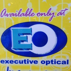 Photo taken at Executive Optical by Bhie A. on 4/7/2013