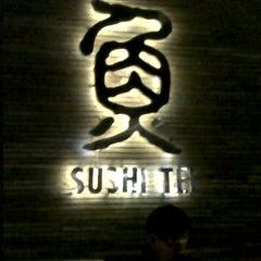 Photo taken at Sushi Tei by budi on 9/15/2012