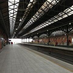Photo taken at Dublin Connolly Railway Station by Sikoka on 6/23/2013
