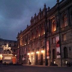 Photo taken at Museo Nacional de Arte (MUNAL) by Angelica P. on 1/7/2013