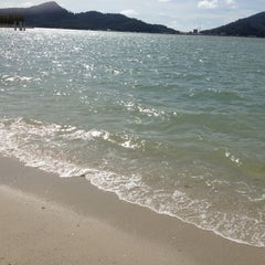 Photo taken at Marina Island by Timy on 11/9/2012